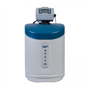 STATIE DEDURIZARE ()aquaPUR SOFT 12,5 CAB LOTUS Q=1mc/h SARE 24KG (CU BY-PASS)