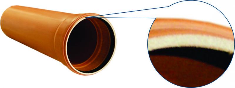 TUB KompactKIT PP M.STRAT MUFA D.200 SN2 L6m