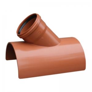 SA KompactKIT PVC BRANSAMENT 45grdD.250x160mm