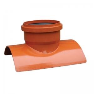 SA KompactKIT PVC BRANSAMENT 90grdD.400x160mm
