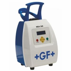 APARAT SUDURA ELECTROFITINGURI GF MSA 340 D.max 800 mm SCANER