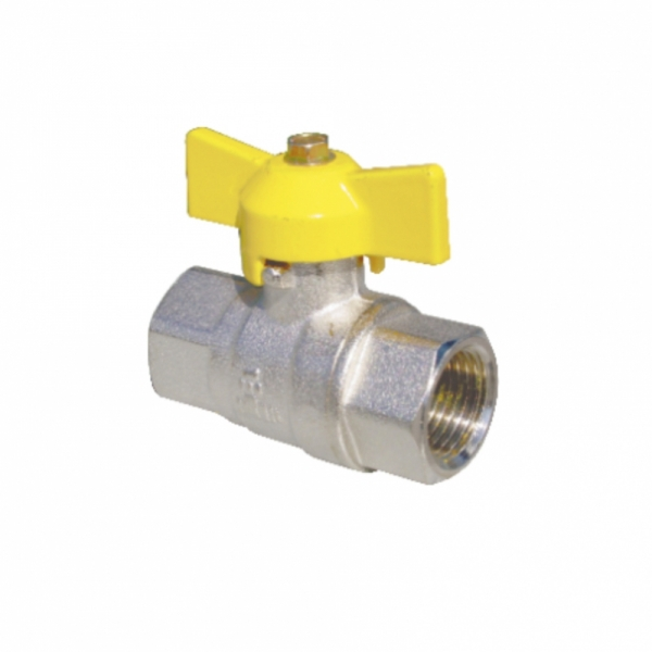 "ROBINET GAZ GasKIT  D.3/4  FI-FI FLUTURE"""