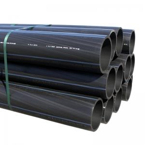 TUB APA PE100  WaterKIT  CERT D.400x23,70mm PN10 SDR17  BARA 12m