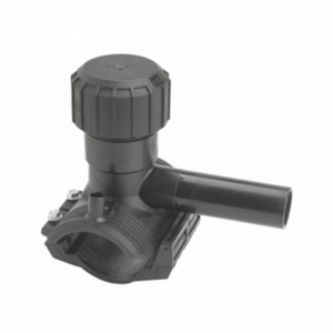 TEU DE BRANSAMENT FIX  GasKIT ROSU GAS STOP GF D. 50x32 SDR11 200mbar - 5 bar COLIER