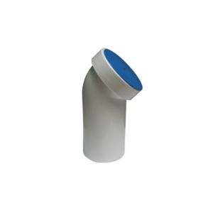 COT WC  EasyKIT  ALB 45grd PP D.110GARNITURA SI DOP