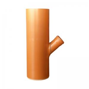 BAZA GEIGER PVC KompactKIT DN400 1OUT D.200/45grd H=1,5m