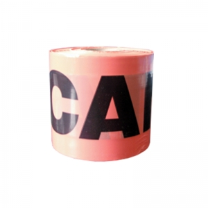BANDA AVERTIZARE  KompactKIT  CANAL 10cmx0,1mm CU 1 FIR INOX 0,4mm rola 250 m