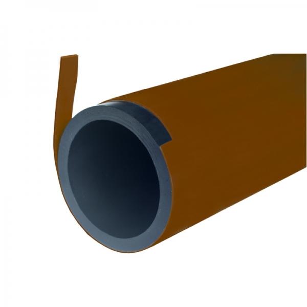 TUB KompactPRO PE100RC ACOPERIRE PROTECTIVA PP D125 PN10 SDR17 13m