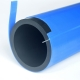 TUB WaterPro  APA POTABILA PE100RC CU ACOPERIRE PROTECTIVA PP FIR INOX D. 90 PN8 SDR21 B13m