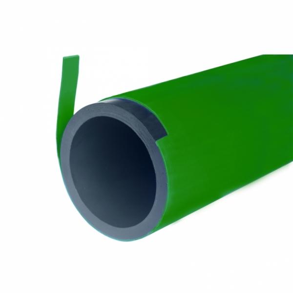 TUB AgriPRO IRIGATIE PE100 CU ACOPERIRE PROTECTIVA PP D. 90 PN10 SDR17 COLAC 100m