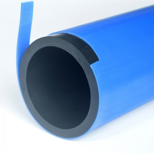 TUB WaterPro APA POTABILA PE100 CU ACOPERIRE PROTECTIVA PP FIR INOX D.110 PN25 SDR7,4 COL 100m