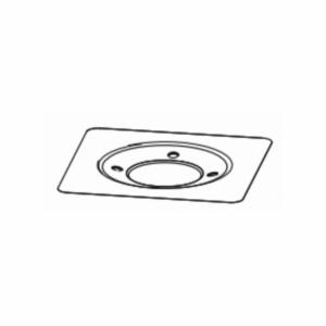 PIESA INOX  SafeKIT  PT.RECEPTOR TERASARAINPLUS 40-110 320x320 1mm