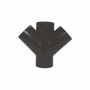 RAMIFICATIE DUBLA SafeKIT PEHD 45grd D.110/ 50