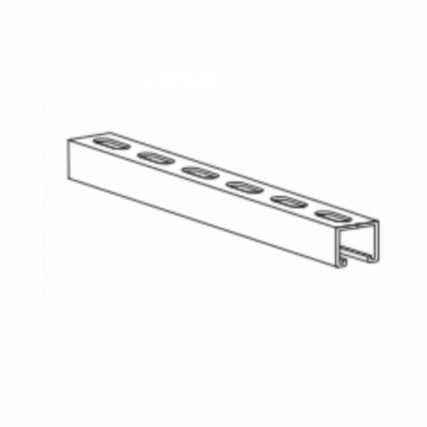 SINA ZINCATA SafeKIT RAINPLUS PROFIL 41x41x1.8 L3m
