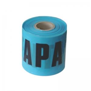 BANDA AVERTIZARE WaterKIT  APA 10cmx0,1mm CU 2 FIRE INOX 0,4mm rola 250 m