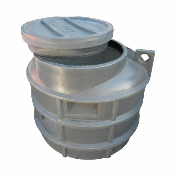 """CAMIN ECO  WaterKIT  D.1100 H=1330 INSTALATIE 1"""" CAPAC"""