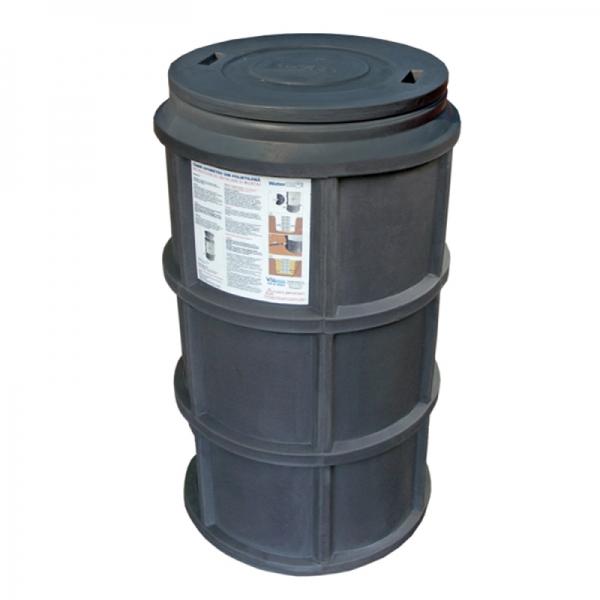 CAMIN FGH WaterKIT  DUBLUSTRAT D.500 H=800 CU CAPAC