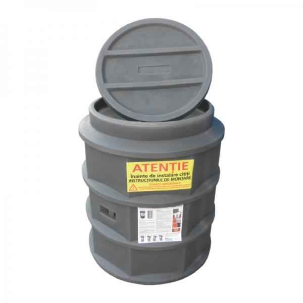 CAMIN WaterKIT  DUBLUSTRAT D.800 H=1360 CU CAPAC