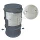 "CAMIN  WaterKIT  DUBLUSTRAT D.550 H=1100 INSTALATIE 1"" CAPAC"
