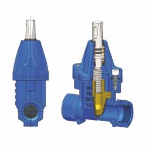 "ROBINET CONCESIE  WaterKIT  FONTA D.1"" FI/FI PN16"