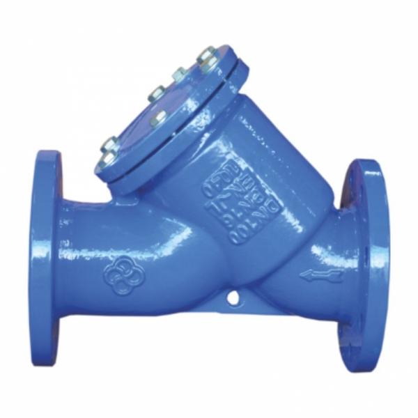 FILTRU Y FONTA CU FLANSE WaterKIT  DN100 PN16