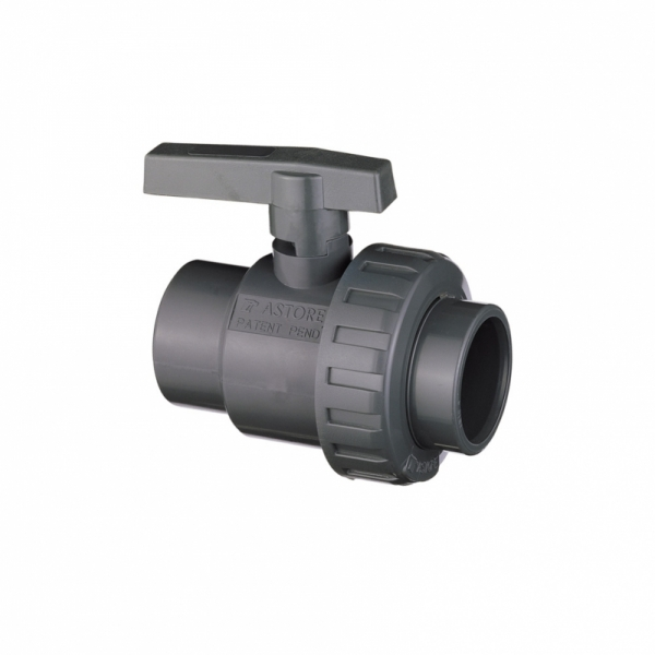 """ROBINET  AgriKIT  PVC D.1""""1/2 HOL-FI PN16"""