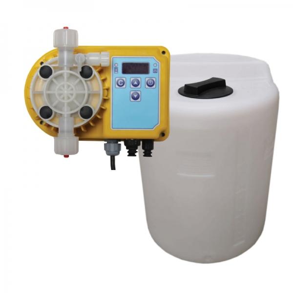 KIT CLORINARE aquaPUR CLOR LICHID DOSA 200-60