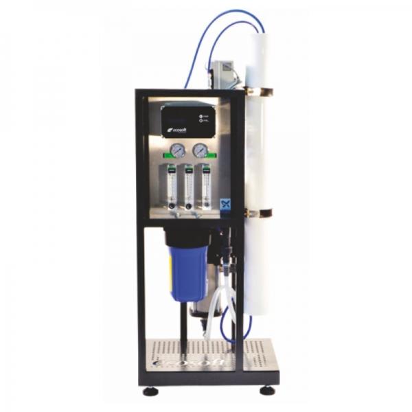STATIE OSMOZA aquaPUR 6000LPD Q=0,25mc/h POMPA 1,1 kW/230 V