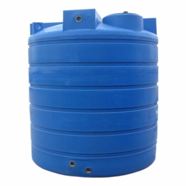 REZERVOR APA StockKIT V=5000 litri CILINDRIC VERT.