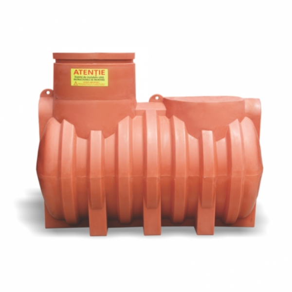 REZERVOR APA StockKIT CIL.ORIZ. SUBTERAN V=1500 litri