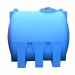 REZERVOR APA StockKIT V=2000 litri CILINDRIC ORIZ.
